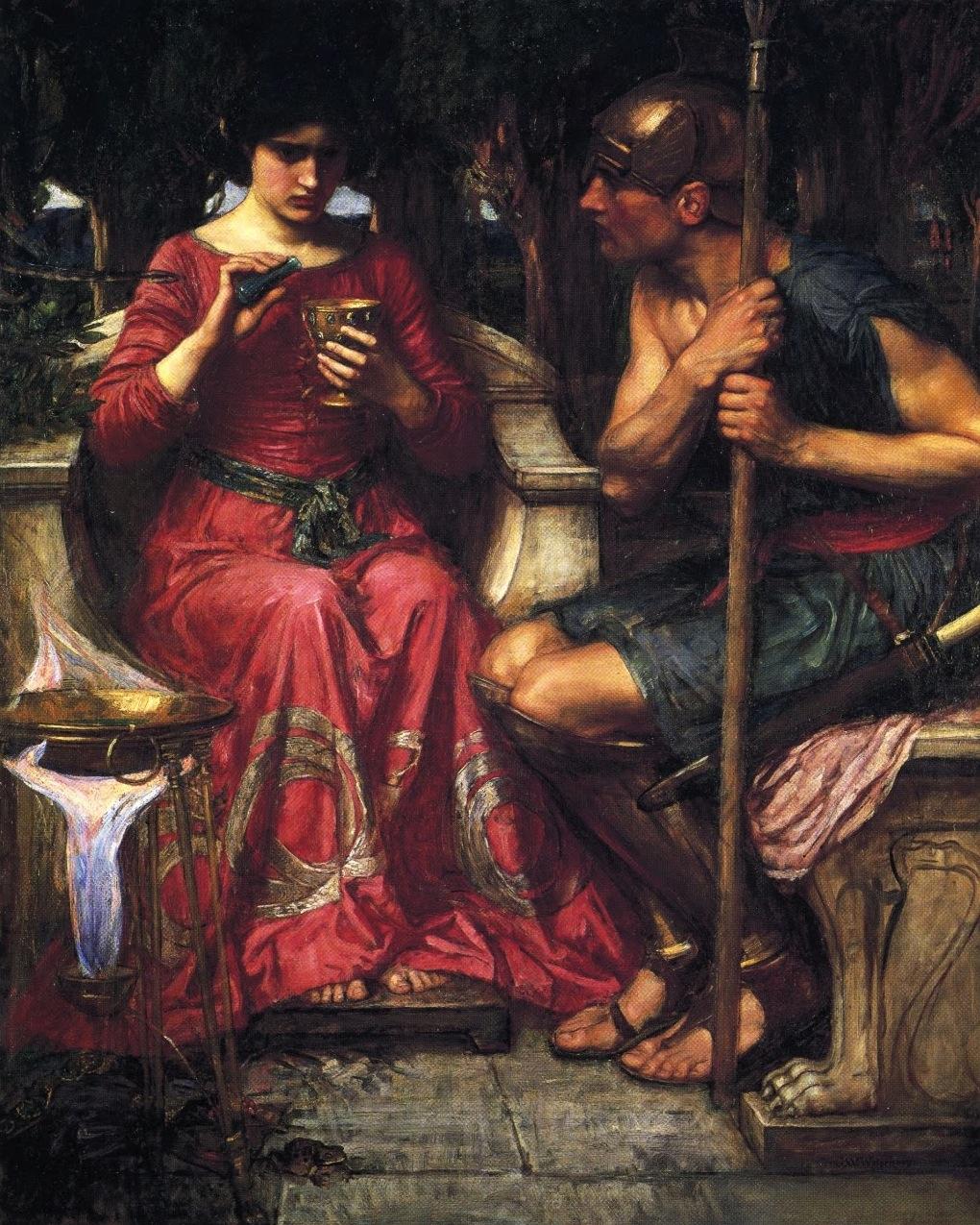 Ophelia S Adornments Blog May 2012: Victorian British Painting: John William Waterhouse, Ctd
