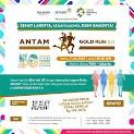 Antam Gold Run 5.0 • 2018
