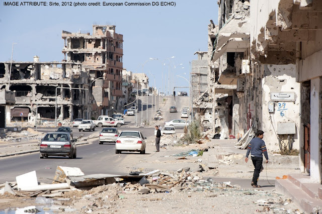 Sirte, 2012 (photo credit: European Commission DG ECHO)
