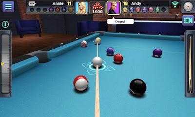 3D Pool Ball v1.0.5 Mod Apk Money Android