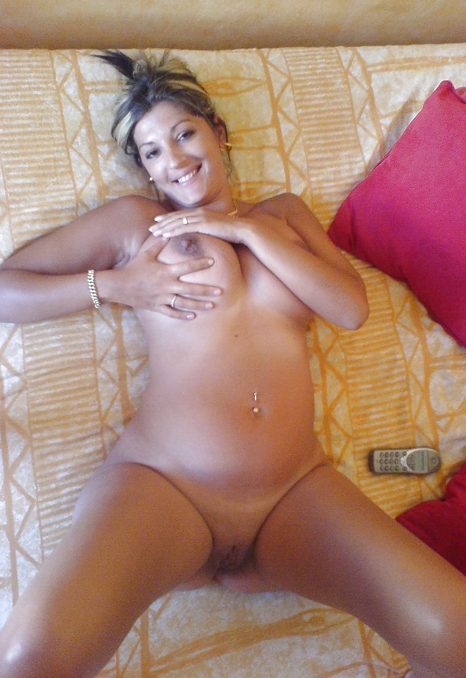 Hot momnextdoor playing with her pussy
