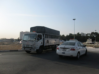 học lái xe hạng b2 và xe tải hạng c