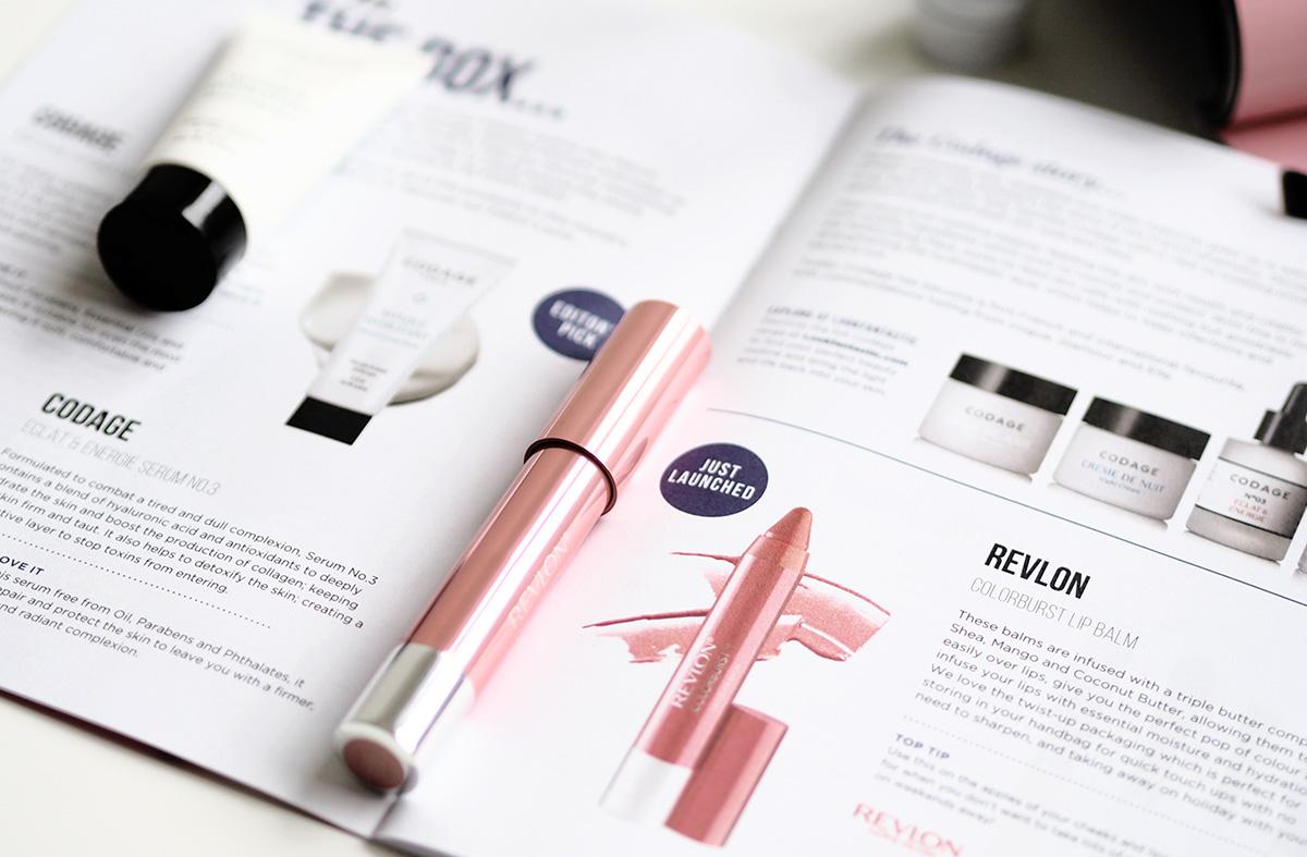 LookFantastic March Beauty Box #LFEXPLORER