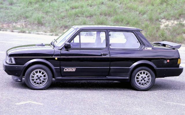 Fiat Oggi CSS 1984