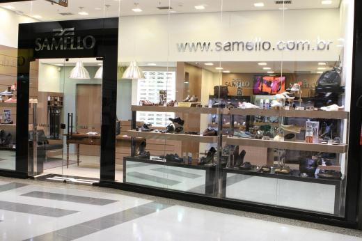 18e697768 A Samello, marca referência em calçados masculinos de qualidade há mais de  85 anos, tem expandido sua área de atuação através da abertura de novas  lojas ...