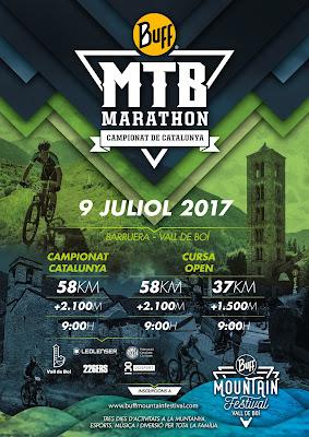 Campeonato de Cataluña de BTT de Maratón