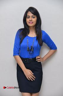 Actress Nandita Swetha Stills in Black Mini Skirt at Ekkadiki Potavu Chinnavada Movie Special Show  0050.JPG