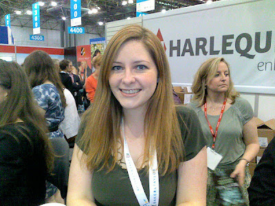 Book Expo America 2011 - May 24, 2011