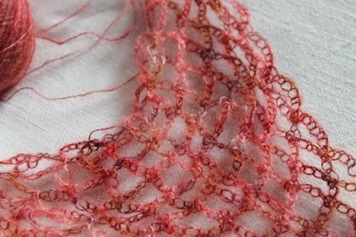 Hermosa Cadeneta de Crochet