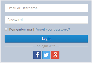 Halaman Login Sportaiments.Com