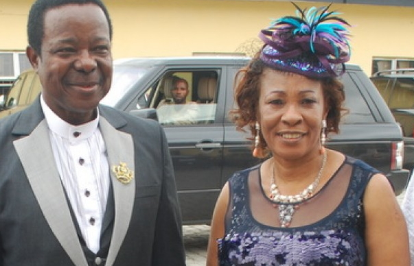 sunny ade 3rd wife