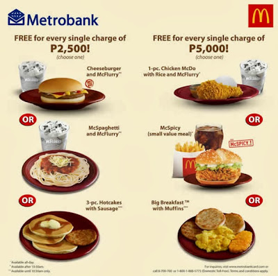 Metrobank Credit Card Promo, Philippines Promotion, Philippines promo, promo, credit card promo, freebies, free