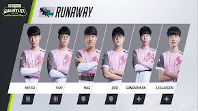 Contenders Gauntlet: RunAway phô diễn sức mạnh, hủy diệt Gen.G để bước vào Chung kết nhánh thắng
