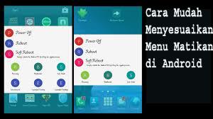 Cara Mudah Menyesuaikan Menu Matikan di Android 11