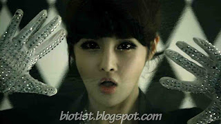 T-ara Jeon Boram Photos on MV T-ara - Sexy Love