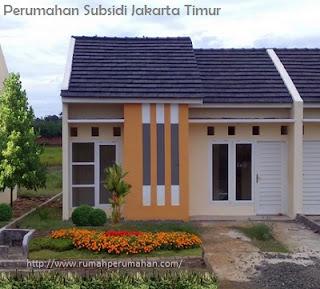 Perumahan Murah di Jakarta Timur, Perumahan Murah Subsidi Pemerintah, Rumah KPR