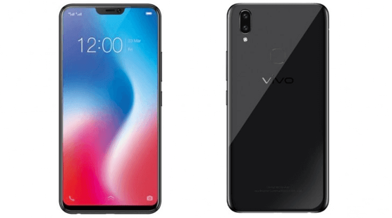 Vivo V9 specs showed that it has Snapdragon 626 inside!