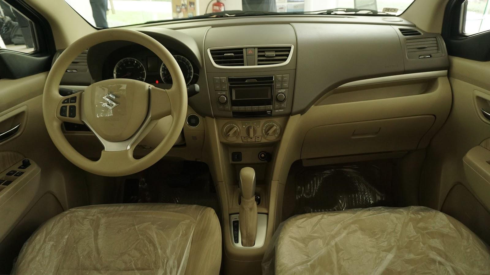 Suzuki Ertiga 2016 phải nói là một chiếc xe gia đình rất thực dụng và đảm bảo nó sẽ rất bền
