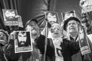 Argentina: Aparición con vida de Santiago: El Estado responsable¡¡¡