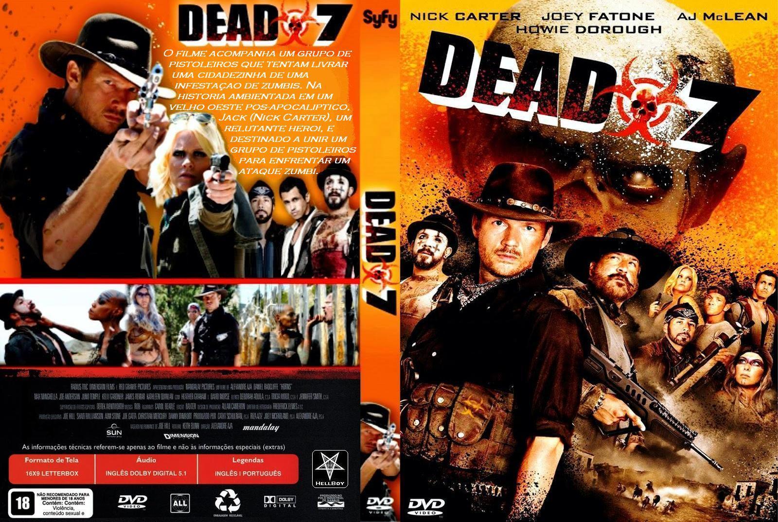 Download Dead 7 BDRip Dual Áudio