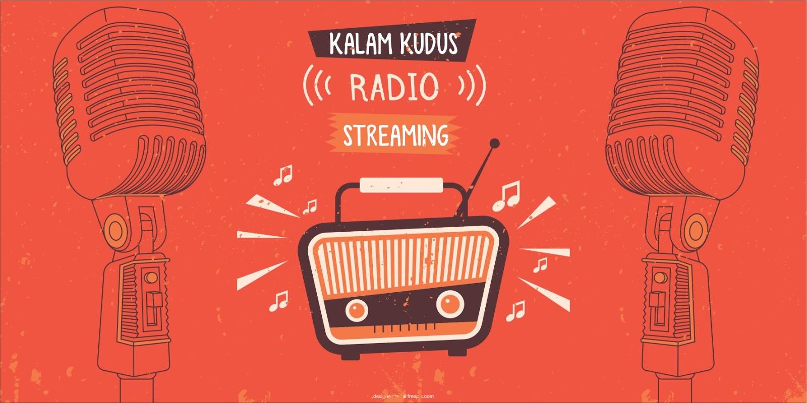 Uji Coba Siaran Radio Streaming - Sekolah Kristen Kalam Kudus Surakarta