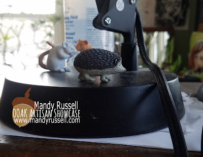 Mandy Russell, OOAK Artisans, New Year's Resolutions