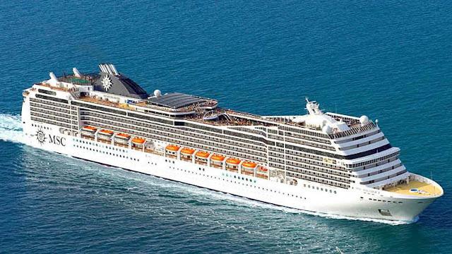 Con 293,80 metros de eslora, el MSC Magnifica es un crucero inolvidable
