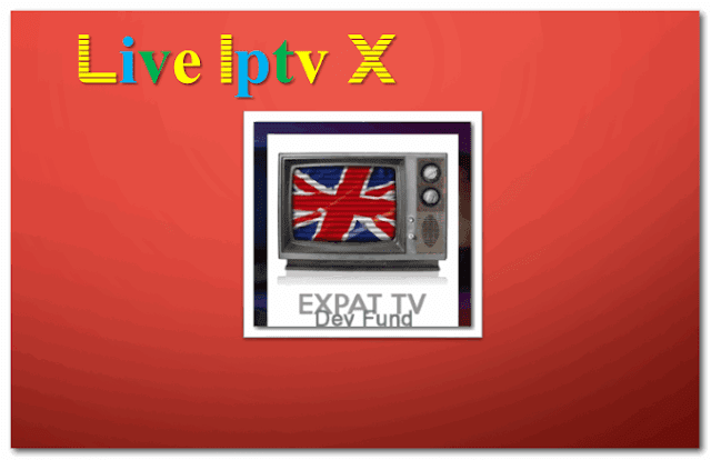 ExPat TV uk live tv addon