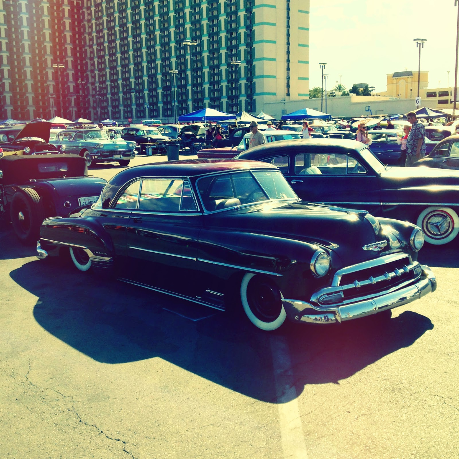 Covering Classic Cars : Viva Las Vegas 2013 Photos