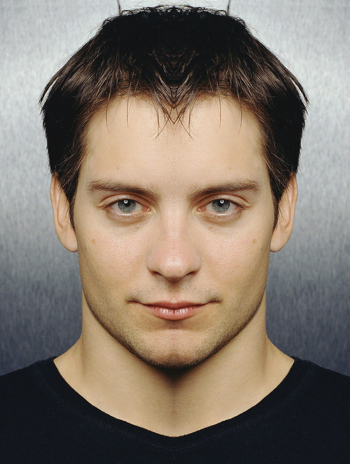 Tobey Maguire Spiderman Face