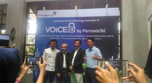 PermataBank Luncurkan Inovasi Voice ID
