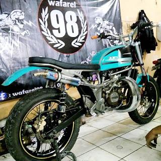 ninja r 150 scrambler
