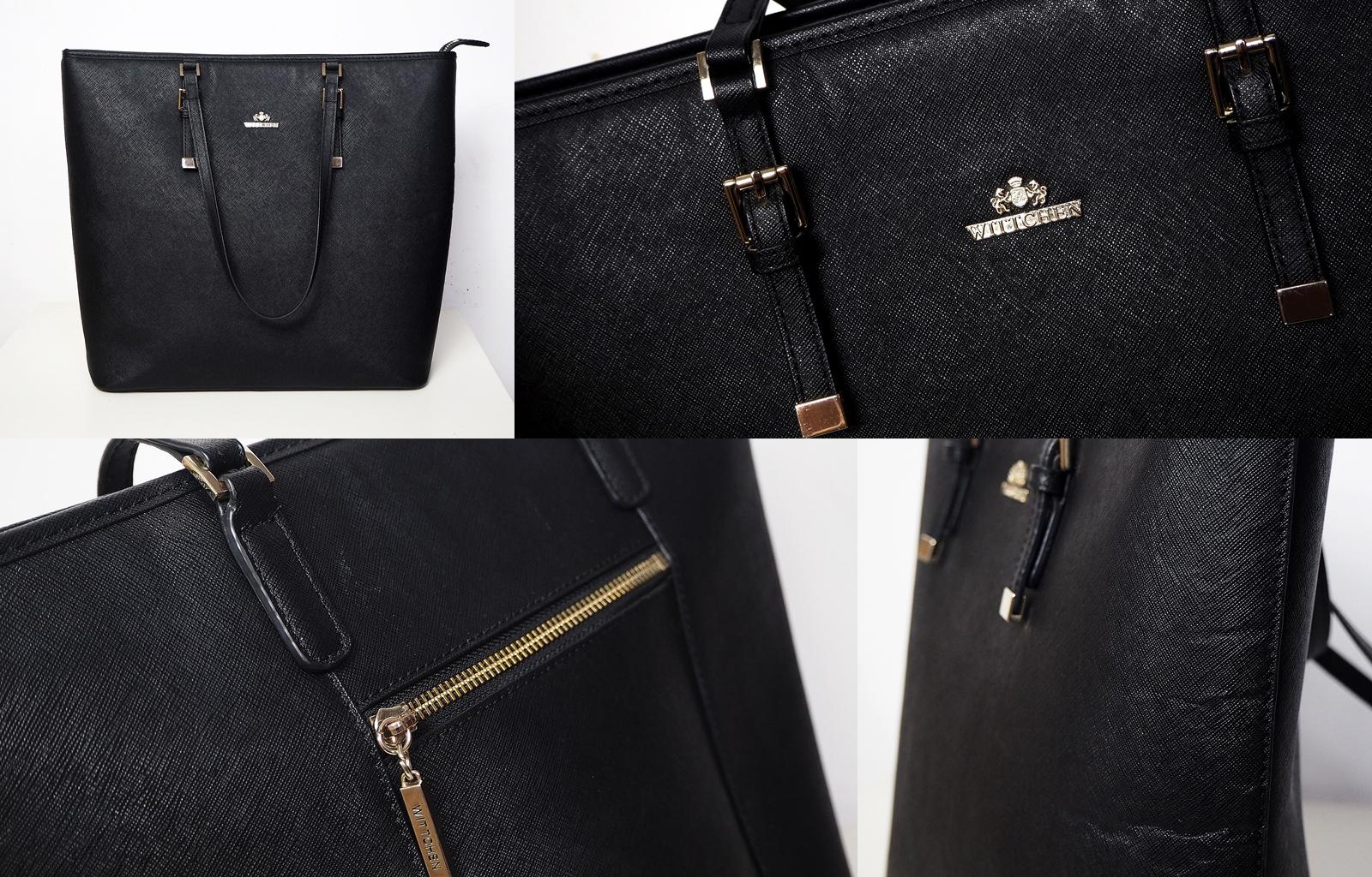 ładna torebka czarna