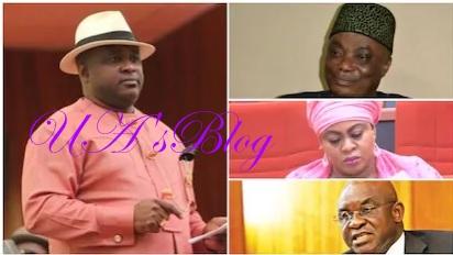 Prison call: 8 other senators who may join Dariye in jail (list)