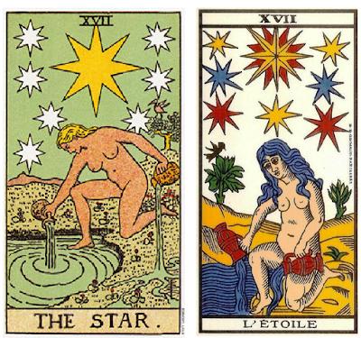 El Arcano de la Estrella en el Tarot