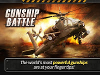 GUNSHIP BATTLE Helicopter 3D MOD APK v2.5.31 Free Shopping Terbaru