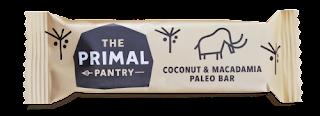 Primal Pantry Coconut & Macadamia Paleo Bar