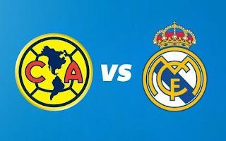 América de México vs Real Madrid de España en Mundial de Clubes 2016