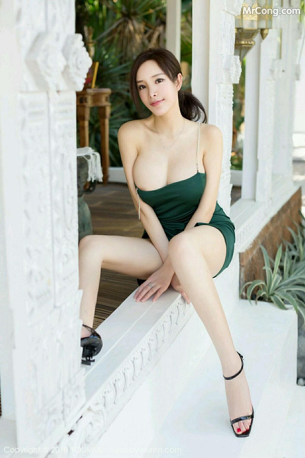 Image YouMi-Vol.188-Tu-Fei-Yuan-Ai-Cuo-Qiong-MrCong.com-015 in post YouMi Vol.188: Người mẫu 奶瓶土肥圆 (52 ảnh)