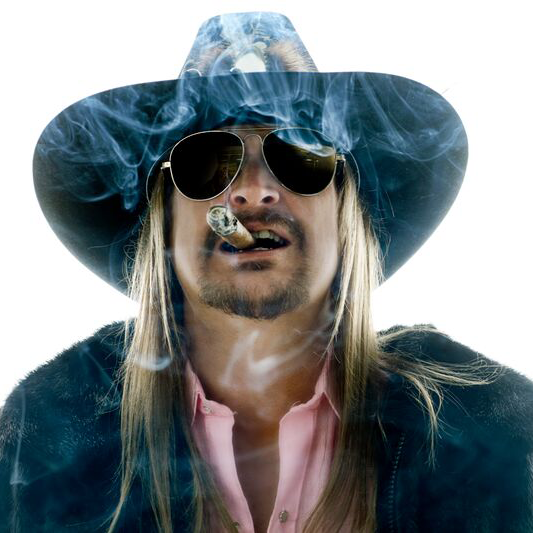 Music Television presents Kid Rock and his music video to Po-Dunk and Greatest Show on Earth