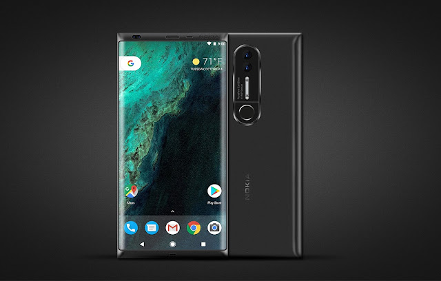 NOKIA N9 Smartphone With Bezel-less Display | 2019
