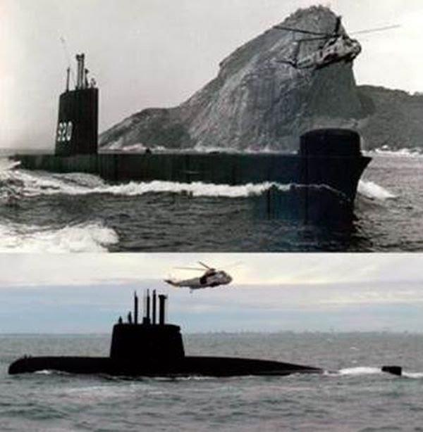 Las Pruebas de Mar del Submarino HUMAITÁ y el Accidente con el ARA SAN JUAN