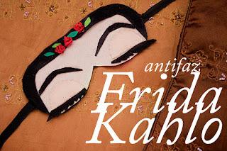 manualidades merchandising Frida Kahlo