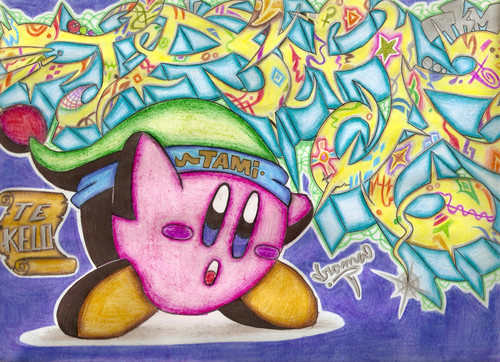 Graffitis: Graffitis Coloridos