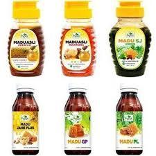 madu madu yang didistribusikan HPAI
