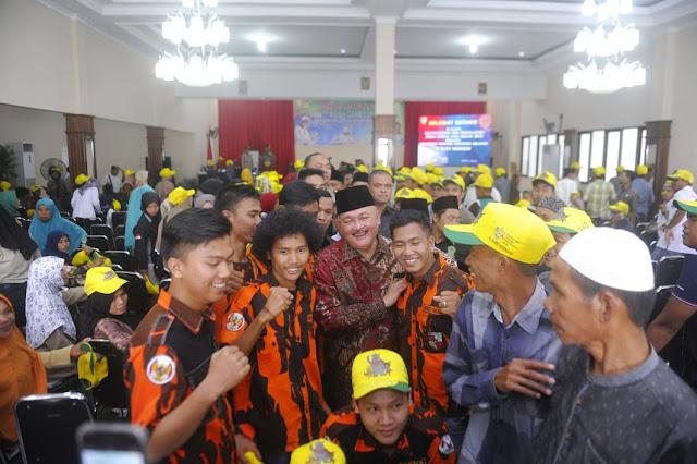 Gubernur Sosilisasikan Asian Games Kepada Masyarakat Muratara