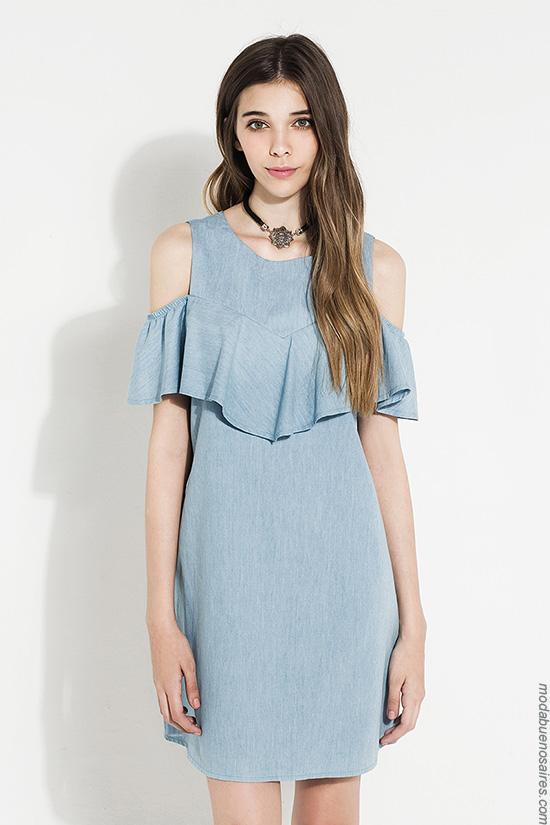 Moda verano 2017 ropa de moda 2017. Mujer verano 2017.