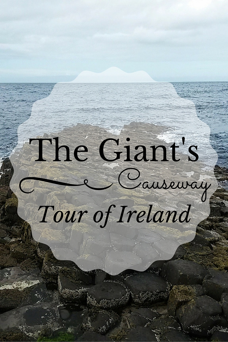 The Giant's Causeway, Northern Ireland. Tour of Ireland Photo Diary on Ginevrella Lifestyle Blog