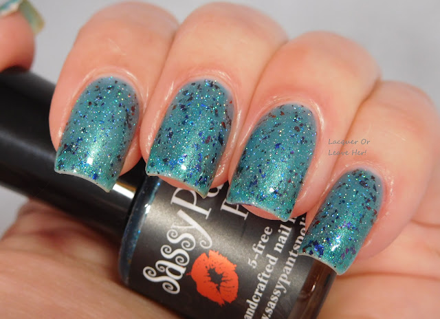 Sassy Pants Polish Mermaid Tails