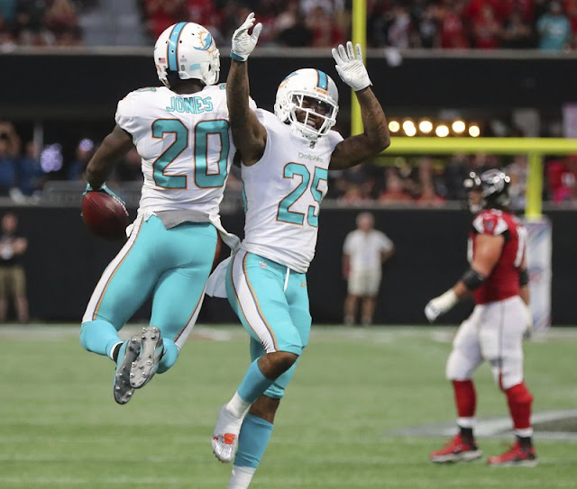 Dolphins rally from 17-point